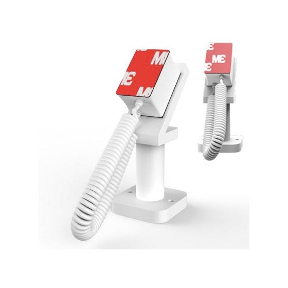 Support Smartphone de table antivol avec câble étiro Neolock B1106