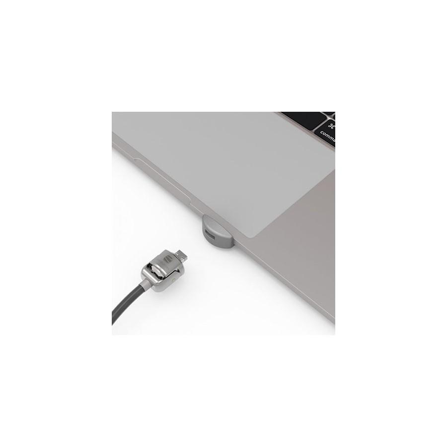 Slot Antivol MacBook 13 et 15 pouces - Slot Ledge sans cable UNVMBPRLDG01