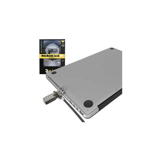 Antivol MacBook Air et Pro - Maclocks MBLDGCLKIT