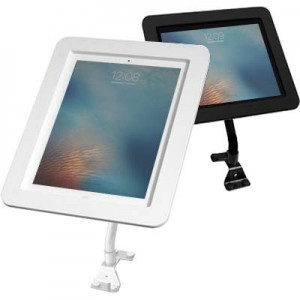 Bras flexible et Coque iPad antivol - Executive Kiosk Maclocks