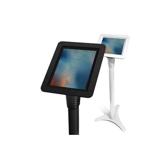 Borne iPad ajustable et coque anticol aluminium - Ajustable executive Maclocks