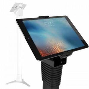 Borne tablette universelle ajustable - Cling adjustable Compulocks