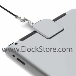 Antivol tablette universelle platine et câble - Wedge Compulock